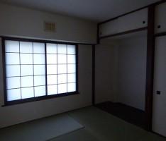 障子からの光はガラスとは異なる