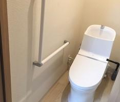 押入れがトイレに変身