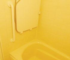 風呂蓋もスッキリ収納